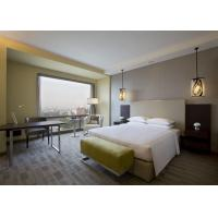 Cheap Hyatt British Style Hotel Room Furniture Sets ISO9001 Certification for sale