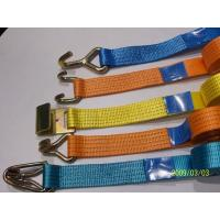 Cheap ratchet straps, Accroding to EN1492-1, ASME B30.9, AS/NZS 4380 Standard,  CE,GS TUV approved for sale
