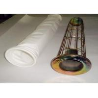 Cheap Fiberglass Dust Collector Filter Bag Polyester Acrylic NOMEX PPS P84 PTFE for sale