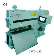 Lowest Cut Stress PCB Depaneling Machine Cutting 450mm Length Alum Board