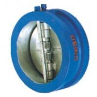 China Wafer Dual Plate Check Valve on sale