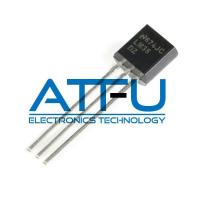 China Temperature Sensors Integrated Circuit Chip LM35DZ Local 0°C - 100°C For Power Supplies on sale