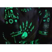 Cheap Water Transfer Glow In The Dark Temporary Tattoos Stickers Ultraviolet Blacklight wholesale