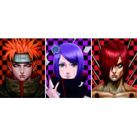 Cheap Japanese Anime Change Effect 3D Lenticular Picture Optical Grade PET / APET Film Material for sale