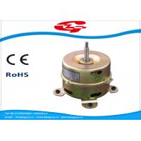 China 220V AC Fan Motor Replacement Pure Coper Wire With 5/6mm Shaft Dia on sale