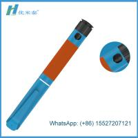 Cheap Plastic Materials Disposable Insulin Pen With Insulin Carrying Case for sale