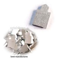 Cheap Customized Carbide Turning Inserts , Tungsten Carbide Cutting Inserts for sale