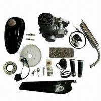 China 2012 New Bicycle Engine Kit with 48cc Motor, High Performance, Low Profile Carburetor on sale