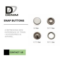 China Decorative Bulk 16L Pearl Snap Buttons on sale