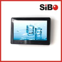 """Cheap 7"""" Wall Surface Mount Industrial Touch Tablet With PoE Temperature Sensor for sale"""