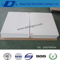 China PTFE Sheet China Professional Manufacturer on sale