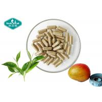 Cheap Transparent Natural Weight Loss Capsules Extract From African Mango And Green Tea for sale