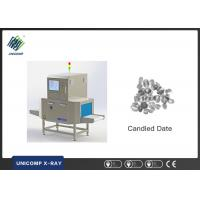 Buy cheap Matters Food Foreign Materials excellent operability X Ray Detection and Inspection Systems from wholesalers