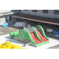 Cheap Promotion Children Toy Inflatable Snake Slide With Stair Behind for sale