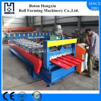 Cheap High Performance Automatic Roll Forming Machine With Trapezoidal Sheet wholesale