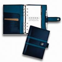 Cheap Notepad with Pen, Various Sizes are Available, OEM and ODM Orders are Welcome for sale