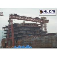 Cheap 50~200Ton of Gantry Crane Hoist Heavy duty for Shipyard or Shipbuilding for sale