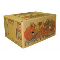 Cheap Corrugated Cardboard box For Vegetable for sale