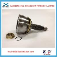 Cheap Outer Car CV Joints , Small Auto Parts CV Joint Manufacturer for TOYOTA TT 1 / 3L 2E 91-94 for sale
