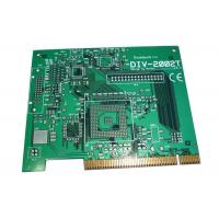 China Gold Finger Custom PCB Boards with Plating Hard Gold ,  Control Circuit Board for Switch on sale