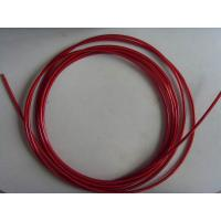 China 316 T/S 1570Mpa Flexible PVC Coated Stainless Steel Wire Rope Dia 10mm 13mm 14mm on sale