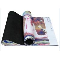 China High Performance Natural Rubber Yoga Mat Non Toxic Tasteless Anti - Slip on sale