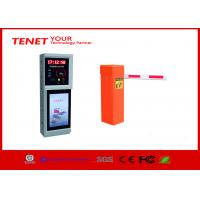 Cheap Ticket Dispenser Parking Lot automated car parking system with barrier gate and access control for sale