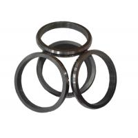 China High Standard Tungsten Carbide Roll Rings Customized Size Abrasion Resistance on sale