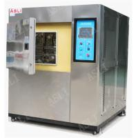 Cheap Climatic Thermal Shock Environmental Test Chamber High Efficiently Single Door for sale