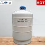 Cheap TIANCHI Liquid Nitrogen Biological Container 35L Aviation Aluminum Tank Price for sale