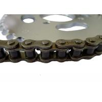 Cheap Customized Cd70 Silver Motorcycle Sprocket Chain 41t - 14t For Honda Motors for sale