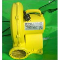 Cheap Yellow Different Voltage Portable Inflatable Air Blower For Bouncy Castle for sale