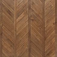 Cheap Oak hungarian point Chevron Parquet flooring for sale