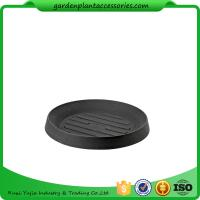 """Cheap Plastic Flower Pot Saucers / Plant Pot Trays Prevents Water Stains On Decks Large: is 13"""" inside diameter, 18"""" outside for sale"""