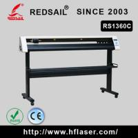 China Redsail cutting plotter rs1360c 1200mm for car window/wall sticker cutter on sale
