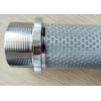 Cheap Dust Collector SS Sintered Cloth Filter Cartridge Filter Elements for sale