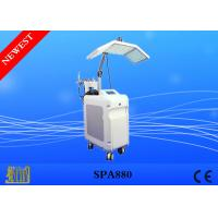 Buy cheap 8 Tips Waterdermabrasion handle Hydro Dermabrasion Machine With Microcurrent Technology from wholesalers