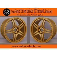 Bronze Forged Wheels Aluminum 19 inch Silver Finish Alloy Wheels For Automobiles