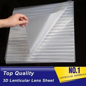 China 3d 160 lpi lenticular sheet film raw material-plastic printing lenticular lens-lenticular lenses sheet materials Tonga on sale