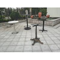 Cheap Outdoor  Dining Table Bases Waterproof Modern Table Leg Metal Tube Table legs for sale