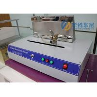 Laboratory Test Instruments : Laboratory toys fabric surface s flammability test