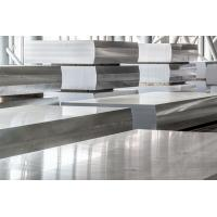 Cheap High Homogeneity 2024 Aluminum Plate 3 - 260 Mm Thick SGS Approved for sale