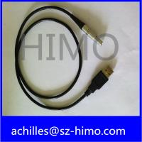usb to lemo cable with circular connector 6 pin