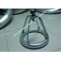 Cheap 170KV Power Overhead Line Grading Ring Reduce Corona Interference for sale