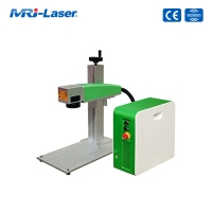 Cheap 30W Fiber Laser Marking Machine of Integrated Design for sale
