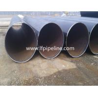 Cheap China s355jr LSAW carbon welded steel pipe for building material for sale