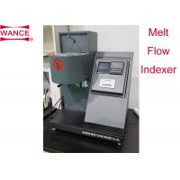 Buy cheap High Precision Melt Flow Index Tester For Melt Mass Flow Rate/  Melt Volume Flow Rate from wholesalers