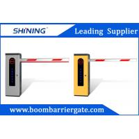Cheap Intelligent Car Parking Equipment High Speed Parking Automatic Boom Barrier for sale