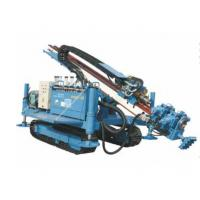 Cheap 150-250mm Hole Diameter Diamond Core Drill Rig 0-90 Degree Hole Angle for sale