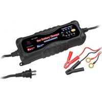 Cheap 12V / 24V, 3A / 6A Smart Lead Acid Car Battery Charger for lead-acid batteries for sale